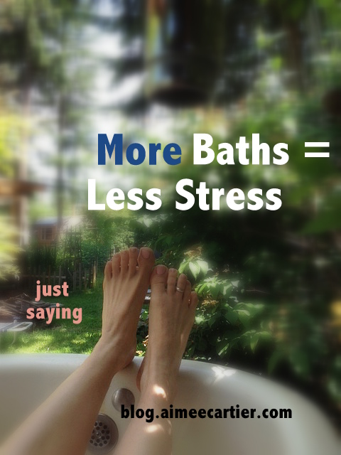 More baths less stress aimee cartier outdoor tub pin-003