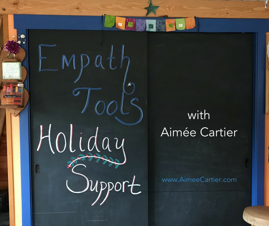 2 Rules for Every Empath to Know during the Holidays and